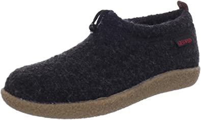 Giesswein Women's Vent Slipper,Black,36 EU/5 ...