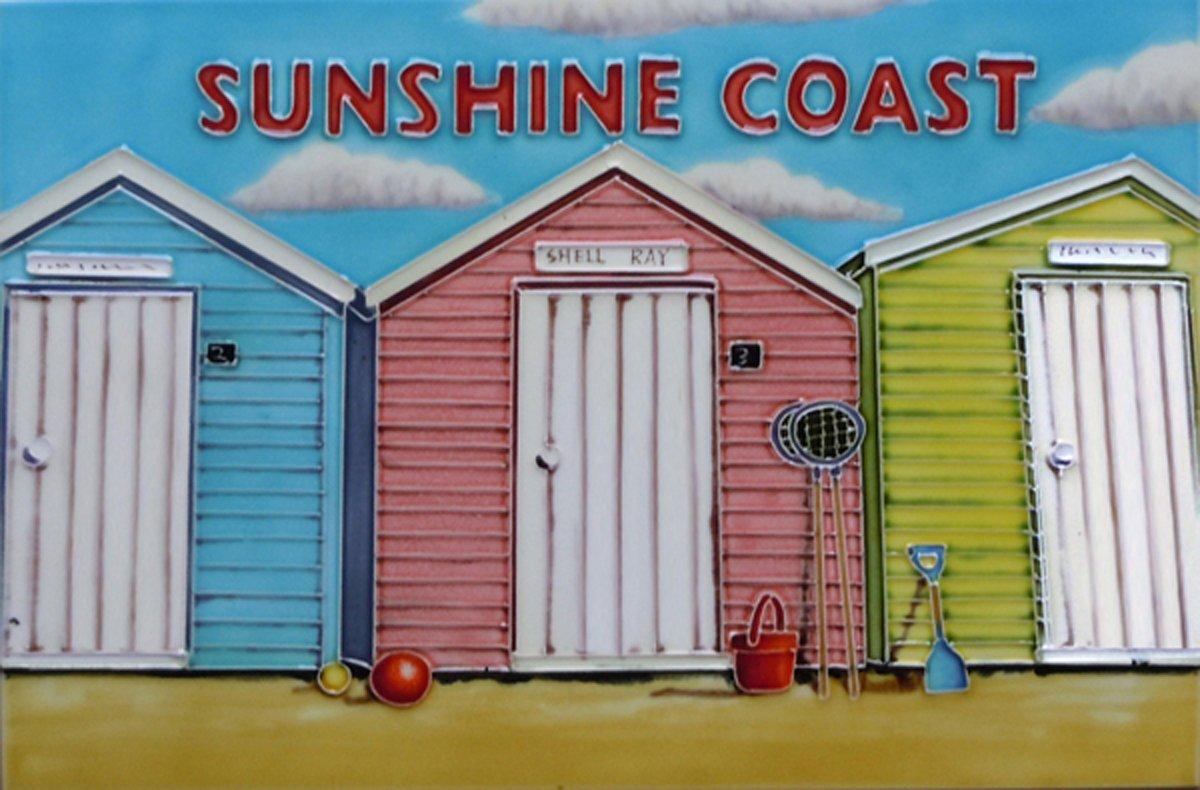 Sol Costa por Martin Wiscombe - Cuadro de cerámica decorativo del azulejo - 8