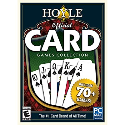 Encore Hoyle Official Card Games: Software