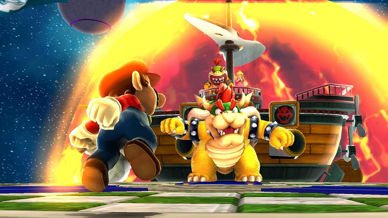 Super Mario 3D All-Stars includes three games