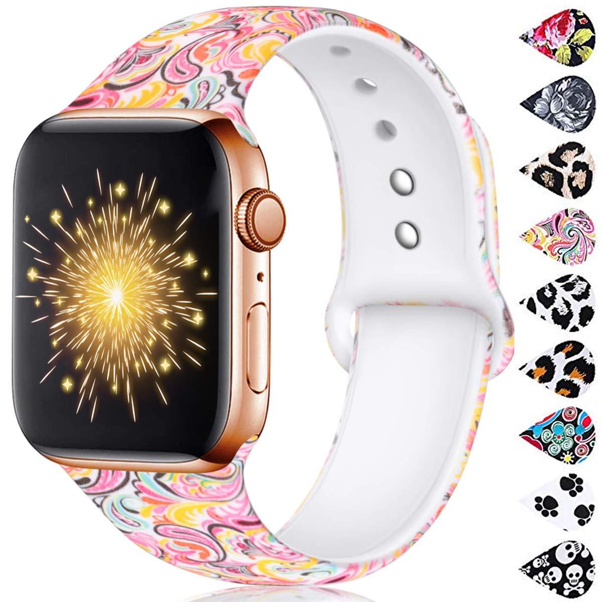Malla Silicona para Apple Watch (38/40mm) HAVEDA [7K1ZLX15]