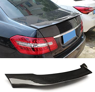 Cuztom Tuning FIts for 2010-16 Mercedes Benz W212 E-Class E63 AMG Sedan VIP WD Style Highkick Trunk Spoiler
