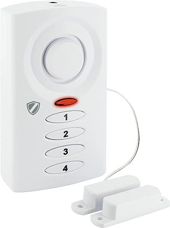 SCHWAIGER HSA500  Garagen  Schiebetür  Alarm Mit PIN/Alarmanlage Fürs  Haus/Sirene