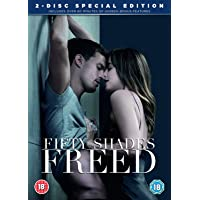 Fifty Shades Freed (includes bonus disc)
