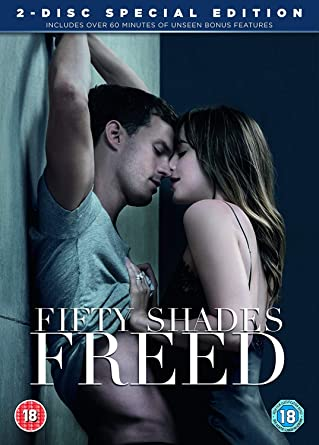 Fifty Shades Freed Dvd Bonus Disc Digital Download Amazoncouk
