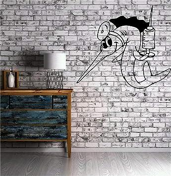pegatinas de pared tortugas ninja Dibujos animados ...