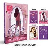 Shine. Uma Chance De Brilhar + Kit Exclusivo De Cards: Série Shine – Vol. 1