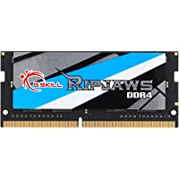 G.SKILL Ripjaws Series 8GB PC4-19200 2400MHz DDR4 260-Pin SO-DIMM Laptop Memory