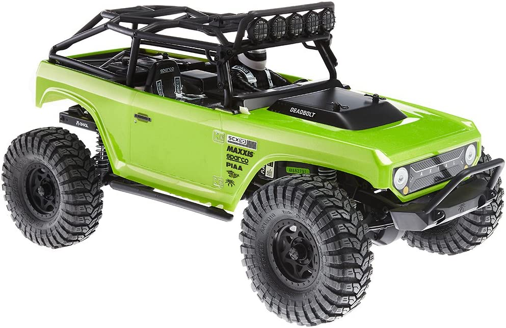 Axial SCX10 Deadbolt 4WD RC Rock Crawler