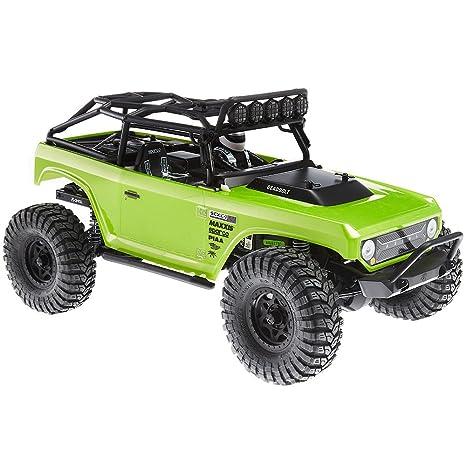 Amazon com: Axial SCX10 Deadbolt 4WD RC Rock Crawler Off