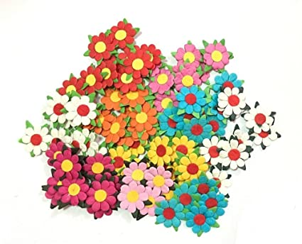 Amazon mix colors chaba flowers mulberry paper 25mm mix color mix colors chaba flowers mulberry paper 25mm mix color paper flowers 100 pcs best mightylinksfo