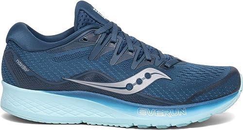 Saucony Ride ISO 2, Zapatillas de Running para Mujer