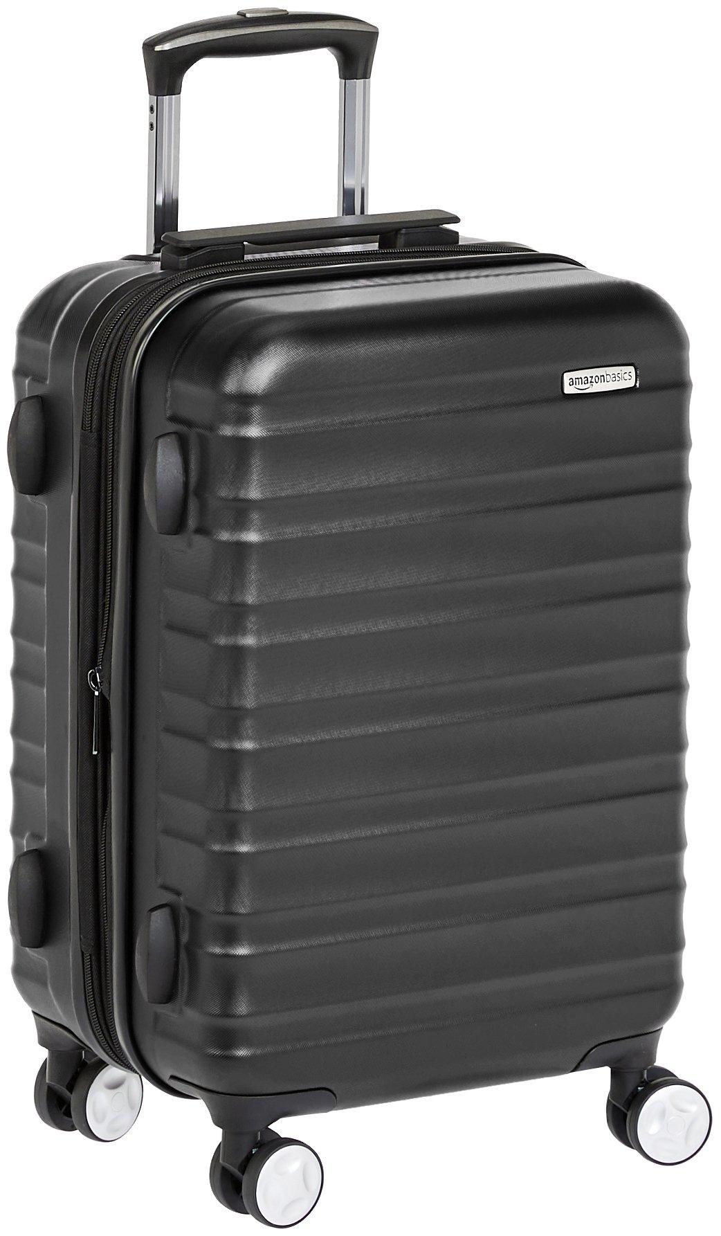 3aabb95aa AmazonBasics Premium Hardside Spinner - TiendaMIA.com
