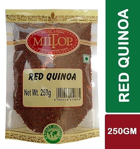 Miltop Red Quinoa, 250g