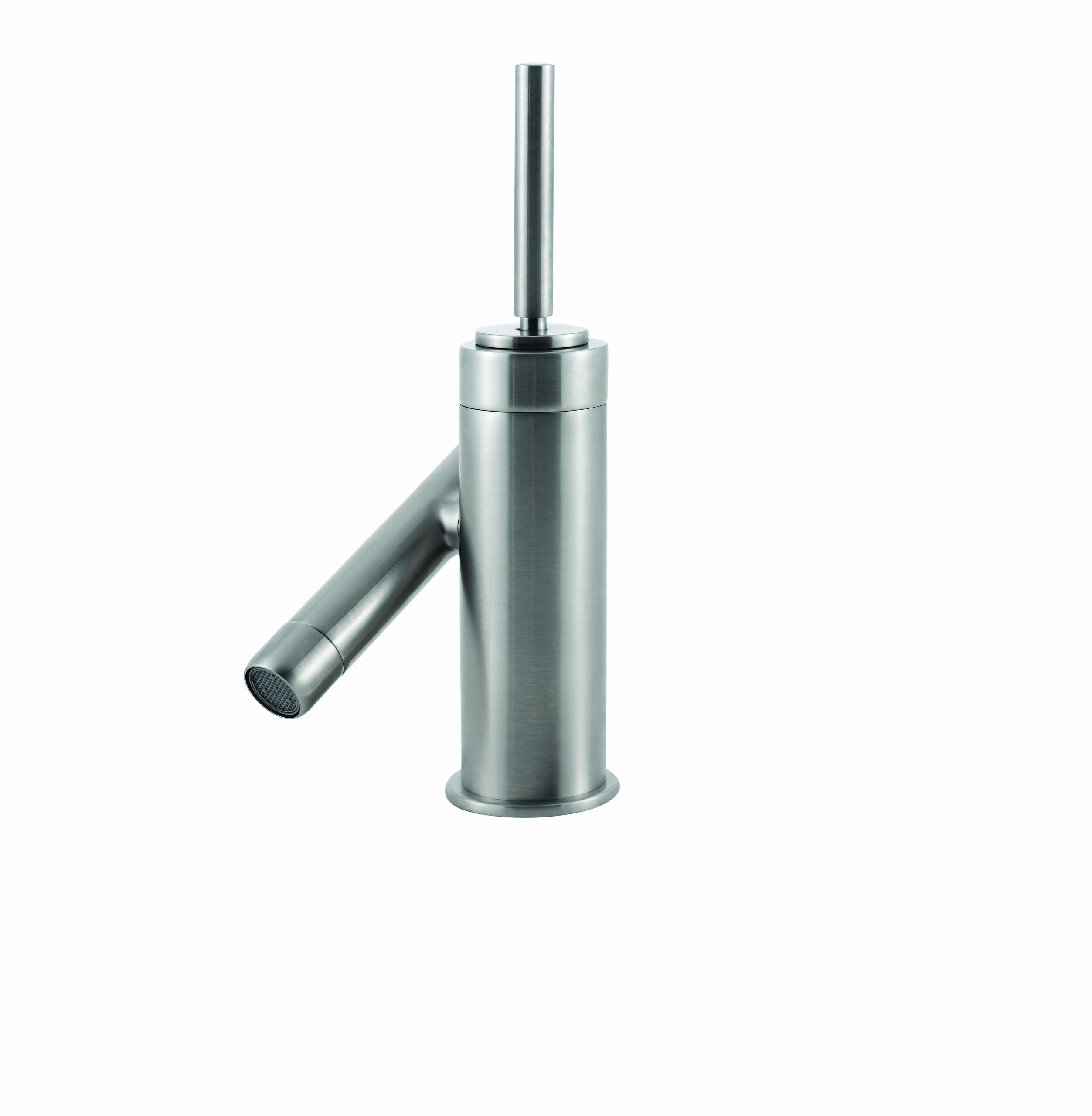 Pfister Contempra Single Control 4'' Centerset Bathroom Faucet, Brushed Nickel by Pfister