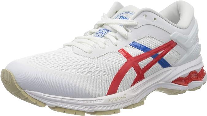 ASICS Gel-Kayano 26, Zapatilla de Correr para Mujer: Amazon.es: Zapatos y complementos