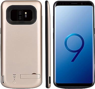 Funda Samsung Galaxy S9 Plus Bateria, LifeePro 6000mAh Recargable ...