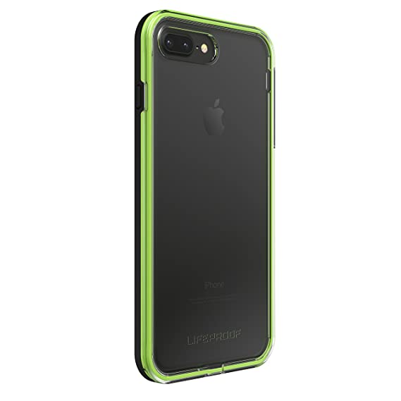 new product 5ca5d c0c3e LifeProof Case for iPhone 8 Plus, iPhone 7 Plus - Black, Lime, Clear