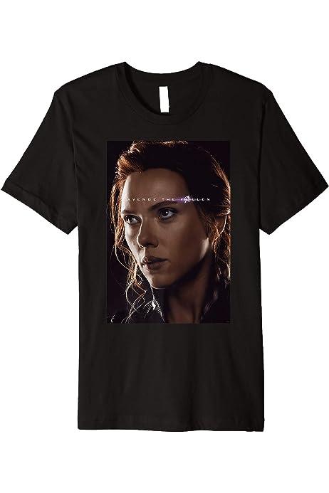 The Avengers Endgame T-Shirt schwarz