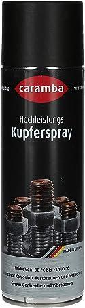 Caramba Hochleistungs 500 Ml Kupfer Spray Schwarz One Size Sport Freizeit