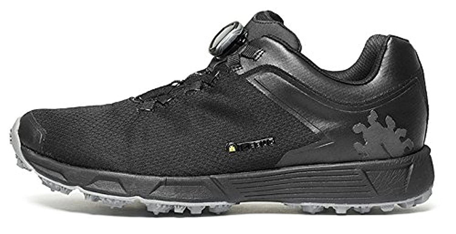 Icebug Womens DTS3 BUGrip Gore-TEX Traction Studded Running Shoe D5428-9A-10