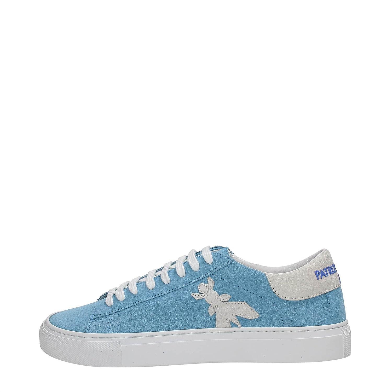 PATRIZIA PEPE - Zapatillas para mujer 38 EU|Sky Azure