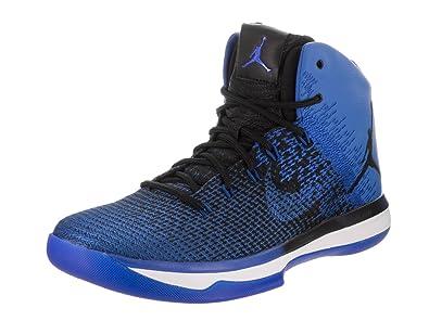 jordans royal blue shoes for men