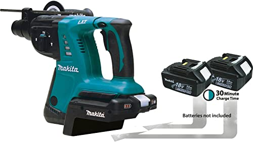 Makita HRH01ZX2 18-Volt X2 LXT Lithium-Ion 1-Inch SDS Plus Rotary Hammer Tool Only, No Battery Discontinued by Manufacturer