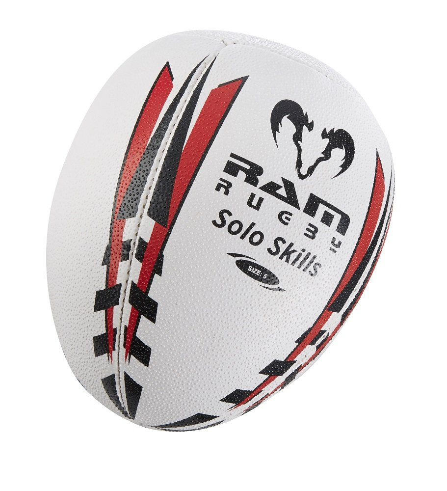 Solo Skills Rugby Ball – Rebound Wall Individual Shadow Training (5) Ram 2036