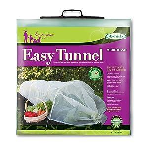 Tierra Garden 50-5040 Haxnicks Easy Micromesh Tunnel Garden Cloche, Standard