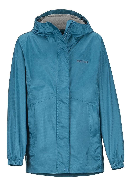 Marmot Mädchen Hardshell Regenjacke Precip Eco Jacket