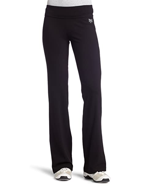 Amazon.com: Everlast Everlast Bootleg pantalón de mujer ...