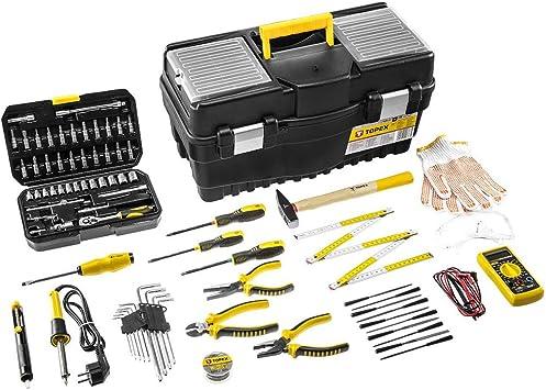 19 Piezas – Caja de herramientas para electricistas Caja de ...