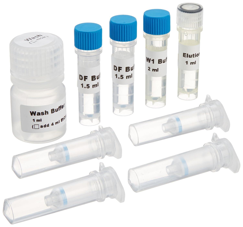 IBI Scientific IB47010 Gel/PCR DNA Fragment Extraction Sample Kit for 4 Preparations
