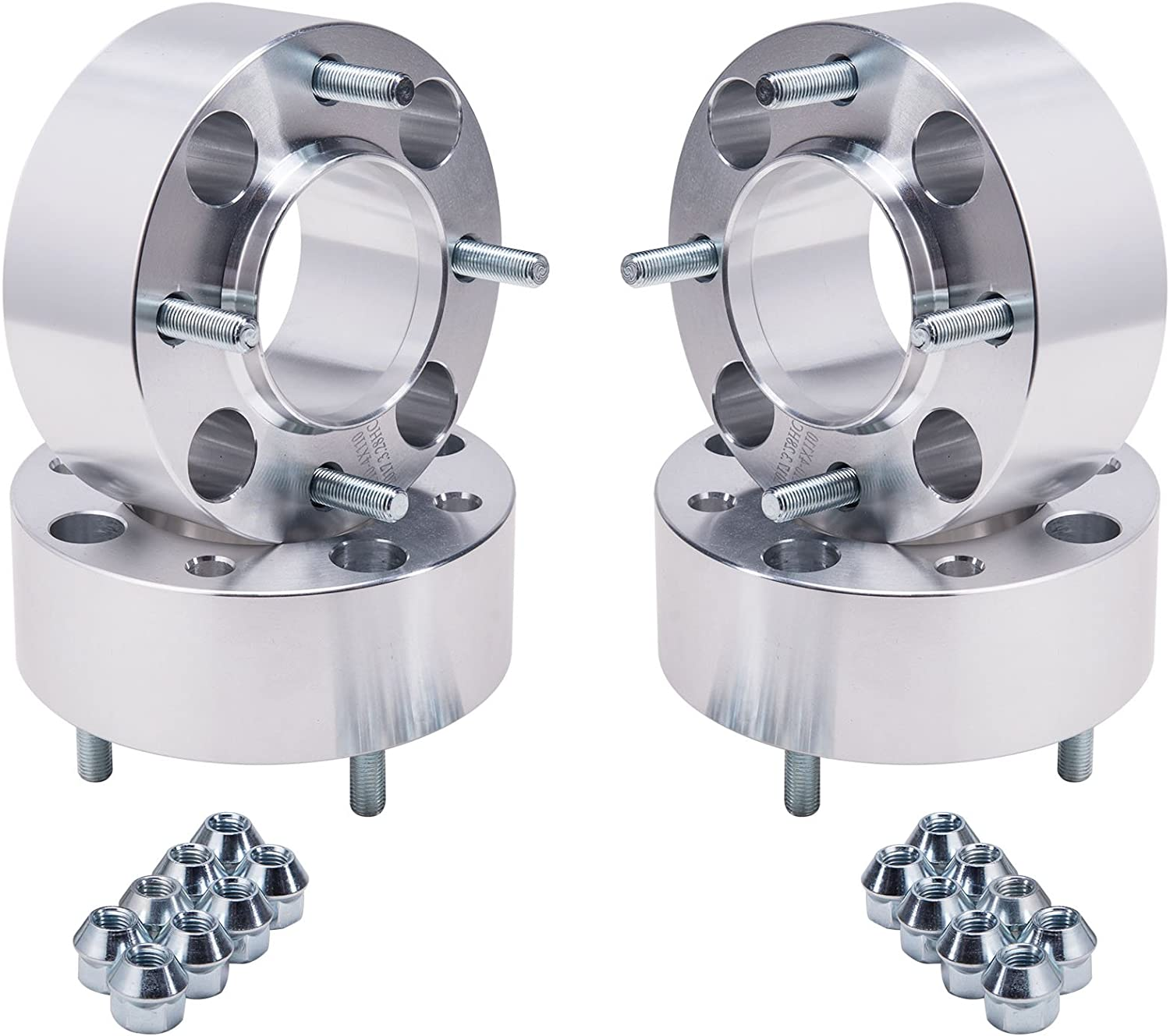 Honda Rancher At 400 2004-2007 Front Or Rear Wheel Spacers 4x110 1.5 inch Tire