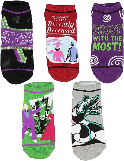 Bioworld The Office Ladies Juniors Ankle Socks 5 Pack