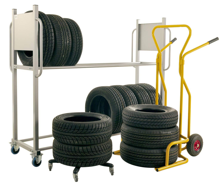 Reifen Transportwagen Materialwagen Einkaufswagen Profi Gitterwagen In Industriequalität Einkaufswagen Transportwagen Einfacher Reifenwagen Gewerbe Industrie Wissenschaft