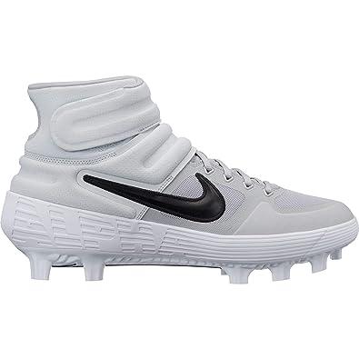 1bd62752a6fed Nike Men's Alpha Huarache Elite 2 Mid MCS Molded Baseball Cleat