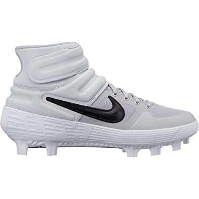 innovative design 0c02f 8c47a Amazon.com   Nike Men s Alpha Huarache Elite 2 Mid Baseball Cleats    Baseball   Softball