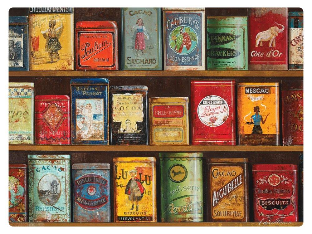 Amazon.com: Pimpernel Tins Placemats, Set of 6: Home & Kitchen