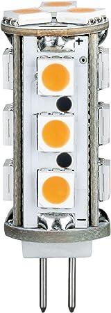 3 x Paulmann LED Leuchtmittel Stiftsockel 2,5W G4 12V Kapsel