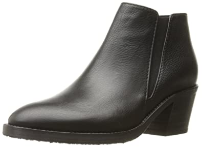 Aquatalia Women's Lillian Sport Thumbled Calf Ankle Bootie