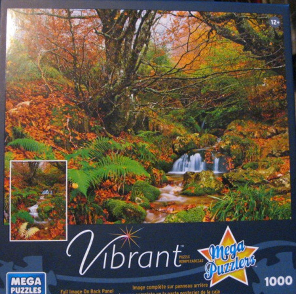 se descuenta Mega Puzzles Vibrant 1000 Piece Puzzle    rojoes National Park, Spain  Los mejores precios y los estilos más frescos.