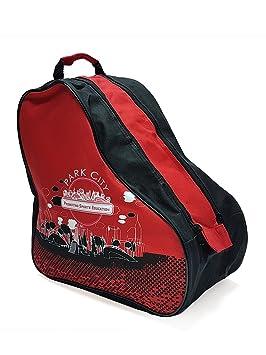 Park City 0017019RJ Bolsas para Patines, Infantil, Rojo, Talla Única: Amazon.es: Deportes y aire libre