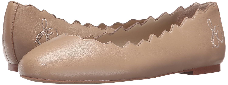 Mujer Francis Ballet Flat, Primrose Metallic Leather, 9 M US