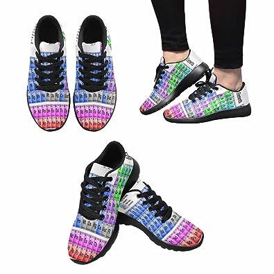 Amazon interestprint womens jogging running sneaker interestprint womens jogging running sneaker lightweight go easy walking comfort sports running shoes 6 b urtaz Gallery