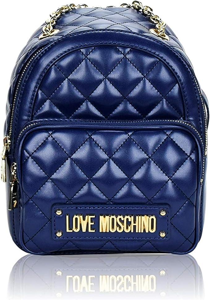 Zaino backpack love moschino ecopelle jc4006pp17lp
