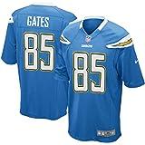 Amazon.com: Nike Antonio Gates Los Angeles Chargers NFL Boys Youth ...