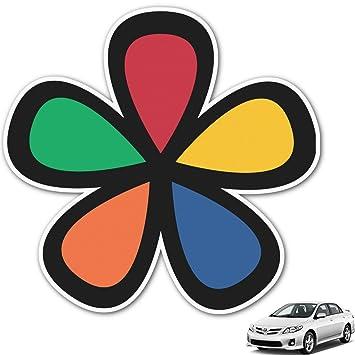 Amazoncom High Heels Monogram Car Decal Automotive - Monogram car decal amazon