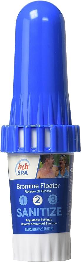 HTH Spa 4086 Bromine Floater Spa Sanitizer